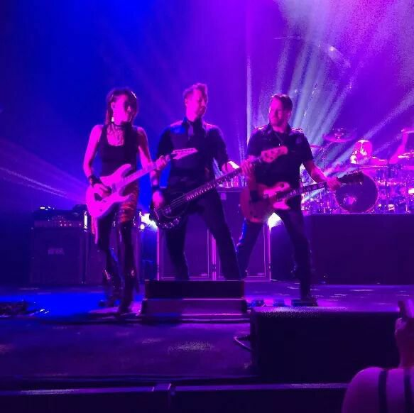 Review : Evanescence - Saenger Theatre Mobile/Al 09/11/16 Partie I