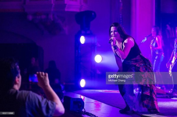 Review : Evanescence - Saenger Theatre Mobile/Al 09/11/16 Partie II