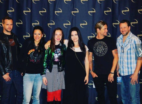 Review : Evanescence - Saenger Theatre Mobile/Al 09/11/16 Partie III