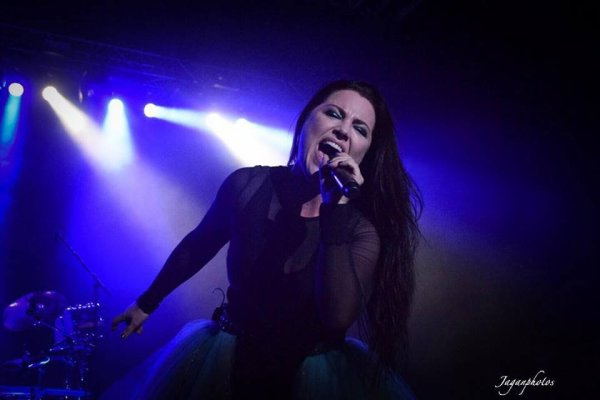 Review : Evanescence - Amphitheatre St.Augustine 10/11/16 Partie I