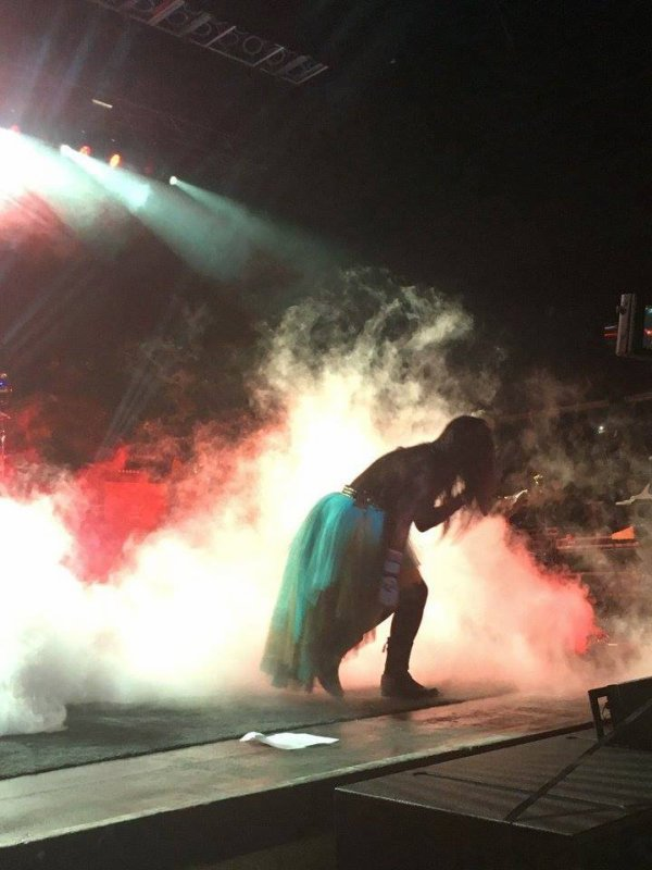 Review : Evanescence - Amphitheatre St.Augustine 10/11/16 Partie II
