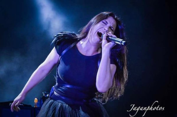 Review : Evanescence - Kink Music Festival, Orlando/FL 12/11/16 Partie I