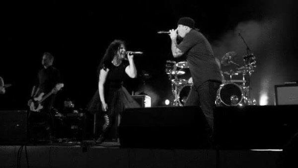 Review : Evanescence - Kink Music Festival, Orlando/FL 12/11/16 Partie II