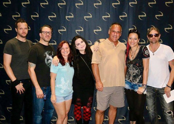 Review : Evanescence - The Fillmore Miami Beach/FL 13/11/16 Partie I