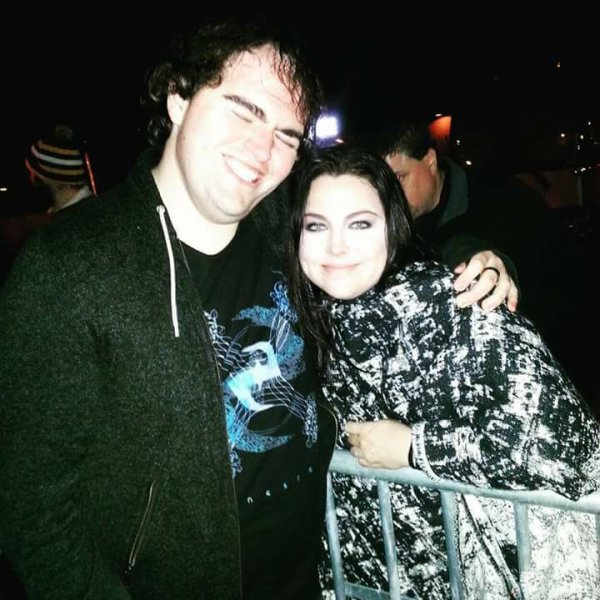 Review : Evanescence - The Fillmore Charlotte/NC 15/11/16 Partie I