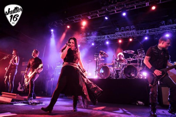 Review : Evanescence - The Fillmore Charlotte/NC 15/11/16 Partie III