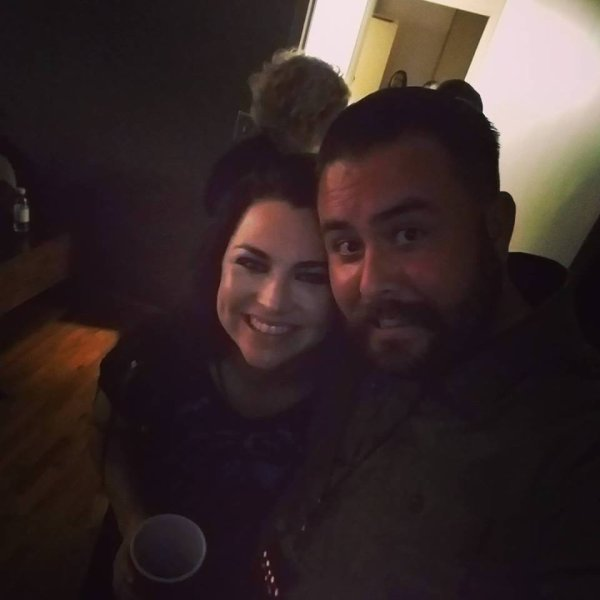 Review : Evanescence - Peace Concert Hall Greenville/SC 16/11/16 Partie I