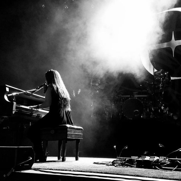 Review : Evanescence - Peace Concert Hall Greenville/SC 16/11/16 Partie II
