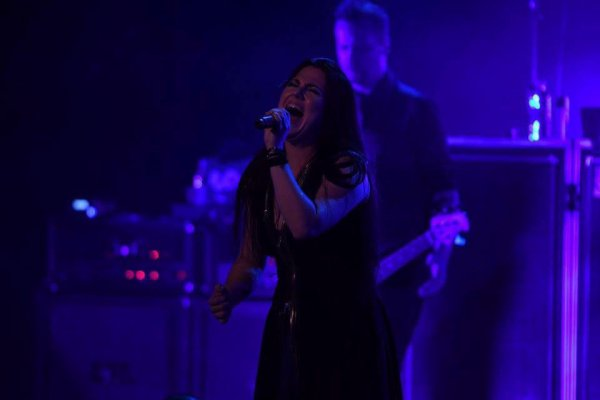 Review : Evanescence - Peace Concert Hall Greenville/SC 16/11/16 Partie III
