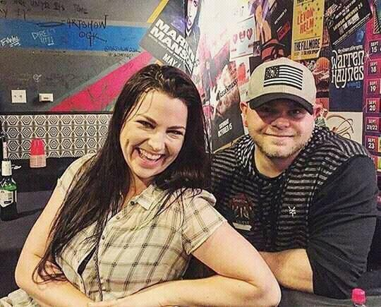 Review : Evanescence - Fillmore Silver Spring/MD 18/11/16 Partie I