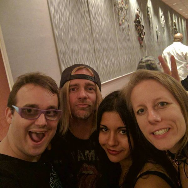 Review : Evanescence - Harrah's Atlantic City/NJ 19/11/16 Partie II