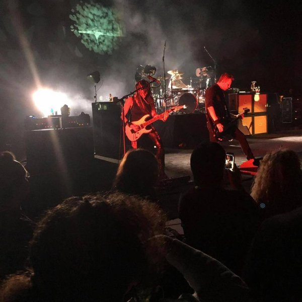 Review : Evanescence - Harrah's Atlantic City/NJ 19/11/16 Partie II