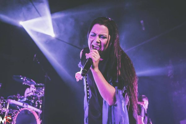 Review : Evanescence - The Wellmont Theatre St Montclair/NJ 22/11/16 Partie II