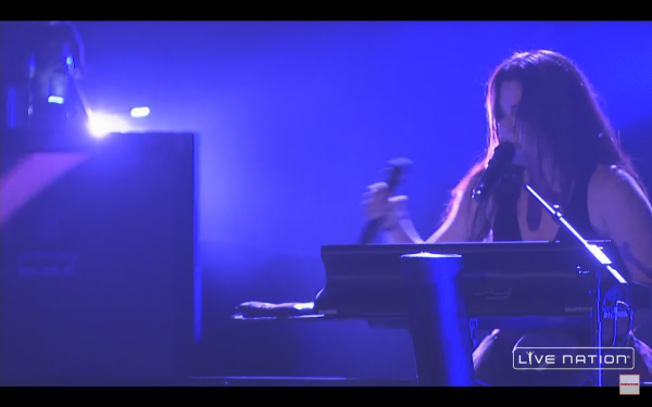Review : Evanescence - The Paramount Huntington/NY 23/11/16 Partie IV