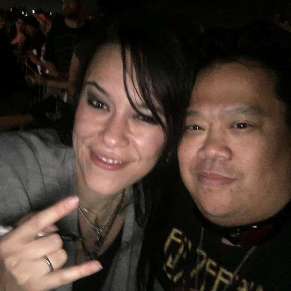 Review : Evanescence - Diamond Ballroom Oklahoma City/OK 30/10/16 Partie III