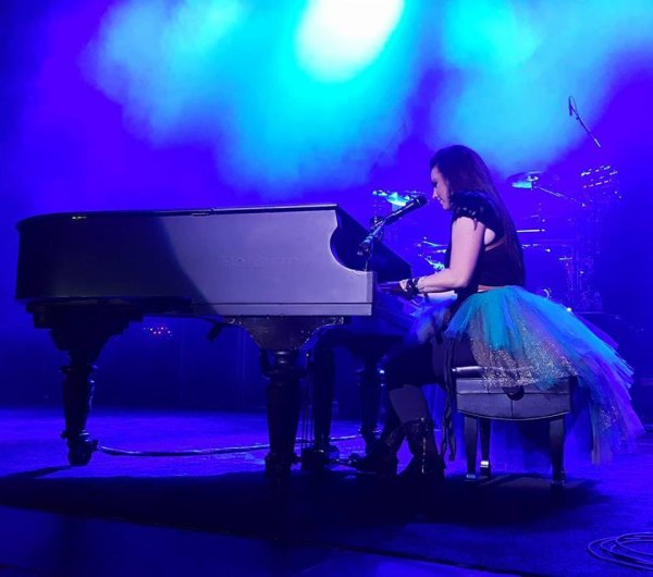 Review : Evanescence - Majestic Theater San Antonio/TX 03/11/16 Partie III