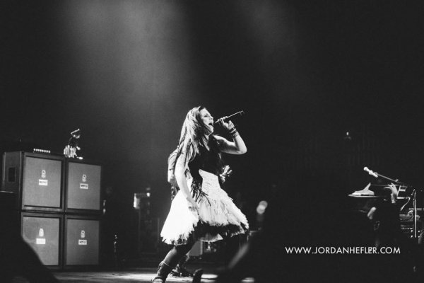Review : Evanescence - Saenger Theatre New Orleans/LA 06/11/16 Partie III