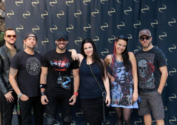 Review : Evanescence - Amphitheatre St.Augustine 10/11/16 Partie III