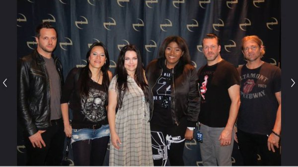 Review : Evanescence - Fillmore Silver Spring/MD 18/11/16 Partie III