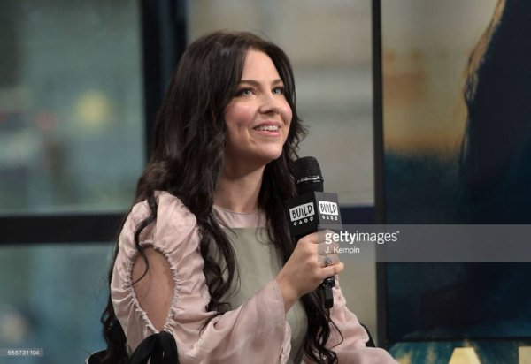 Amy Lee AOL Build Series NYC 20/03/17