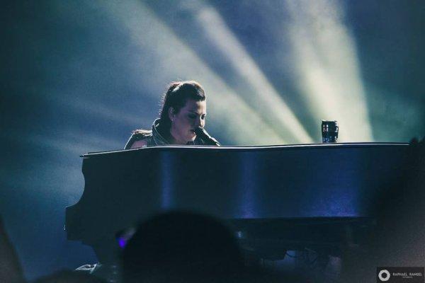 Review : Evanescence - Net Live tonight, Brasilia/BR 20/04/17  Partie IV