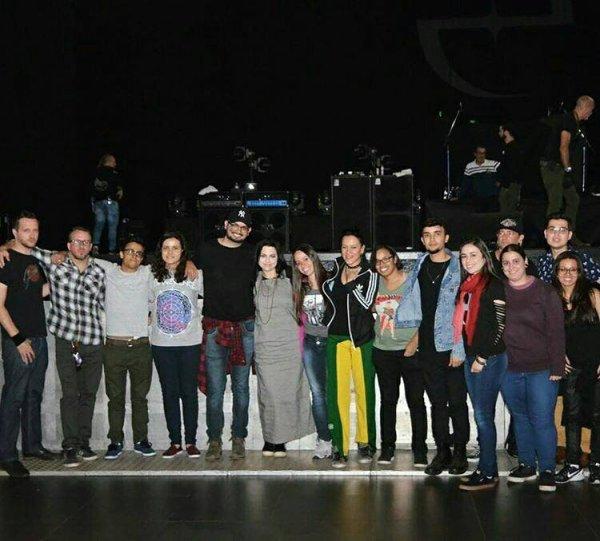 Review : Evanescence - Espaço das Américas, Sao Paulo/BR 23/04/17  Partie I