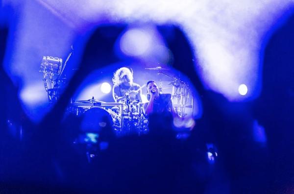 Review : Evanescence - Espaço das Américas, Sao Paulo/BR 23/04/17  Partie III