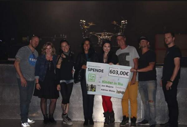 Review : Evanescence - Vivo Rio, Rio/BR 22/04/17  Partie IV