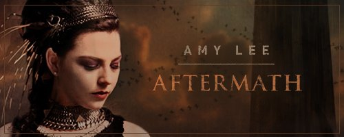 "Amy Lee "" Aftermath"""