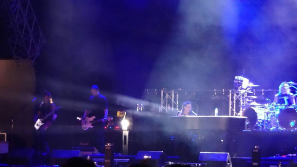 Review : Evanescence - Festival Vivo El Rock, Lima/Pérou 29/04/17  Partie I