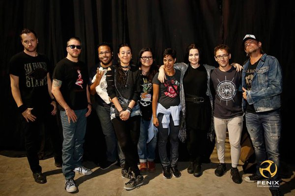 Review : Evanescence - Tecnopolis Buenos Aires/Argentine 02/05/17 Partie III