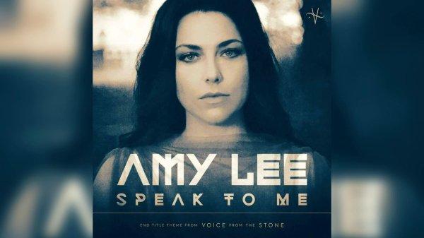 "Amy Lee ""Speak To Me"""