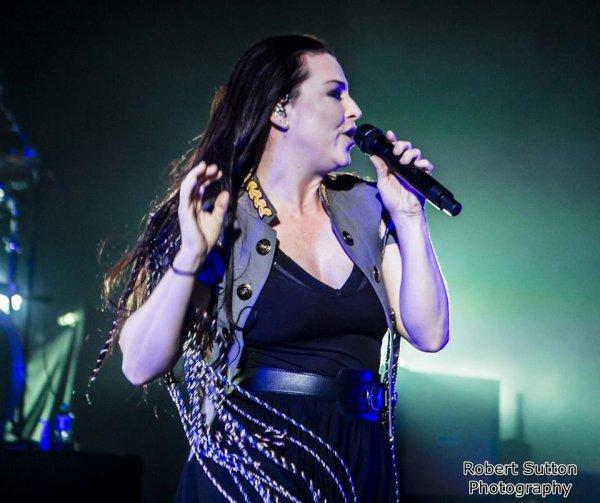 Review : Evanescence - Eventim Apollo/Londres 14/06/17 Partie II