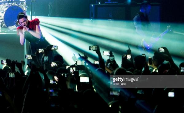Review : Evanescence - Eventim Apollo/Londres 13/06/17 Partie III