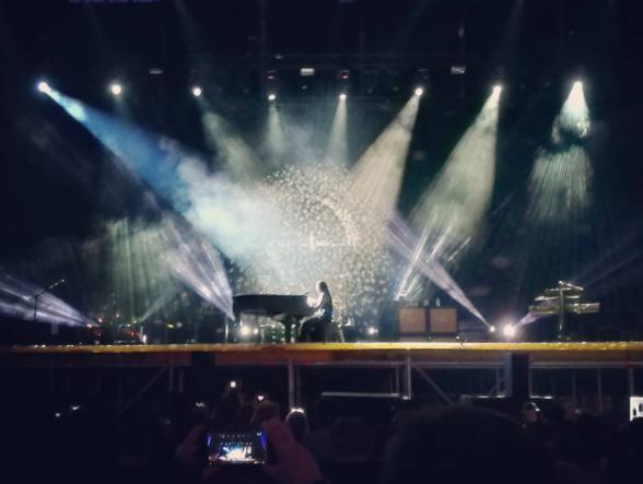 Review : Evanescence - Rockfest, Vantaa/Finlande 10/06/17  Partie II