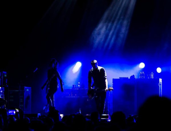 Review : Evanescence - O13 Tilburg/Pays Bas 17/06/17  Partie II