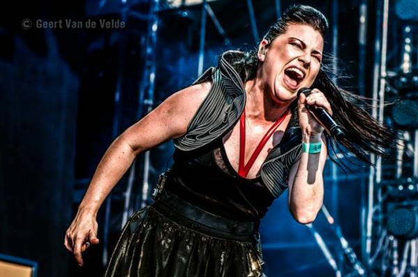 Review : Evanescence - Graspop Festival/Belgique 18/06/17  Partie I
