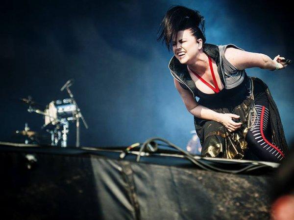 Review : Evanescence - Graspop Festival/Belgique 18/06/17 Partie II