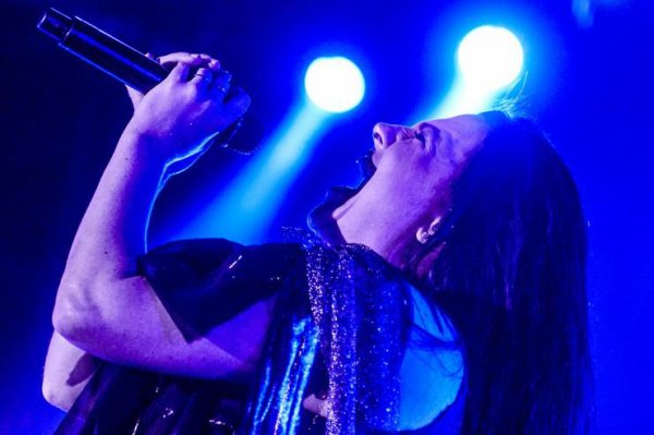 Review : Evanescence - Torwar,Warsaw/Pologne 20/06/17  Partie I