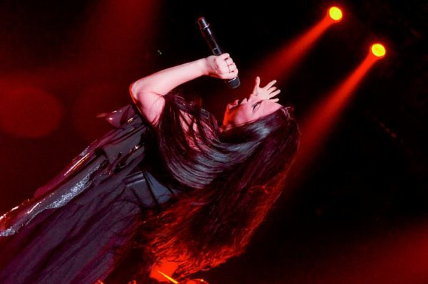 Review : Evanescence - Torwar,Warsaw/Pologne 20/06/17  Partie II