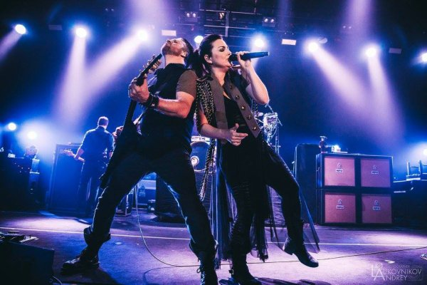 Review : Evanescence - Saint-Pétersbourg/Russie 23/06/17  Partie I