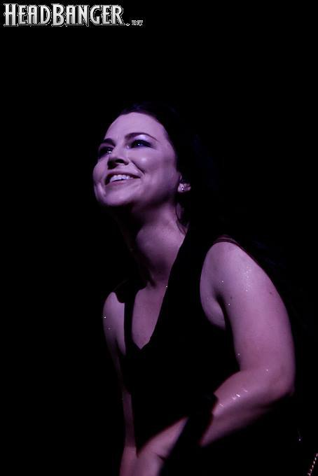 Review : Evanescence - Stadium Live Moscou/Russie 24/06/17  Partie III