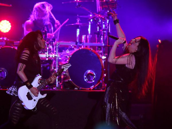 Review : Evanescence - Hills Of Rock, Plovdiv/Bulgarie 30/06/17 Partie II