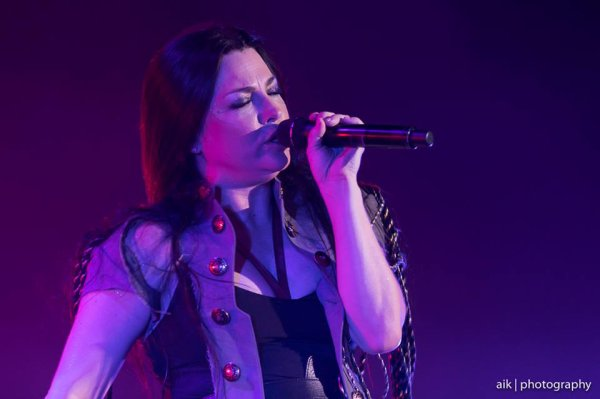 Review : Evanescence - Rockwave Festival, Athènes/Grèce 02/07/17 Partie III