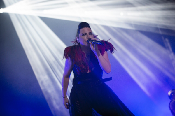 Review : Evanescence - Milano Summer Festival/ italie 04/07/17  Partie I