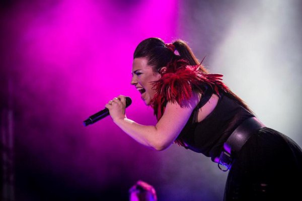 Review : Evanescence - Milano Summer Festival/ italie 04/07/17  Partie I