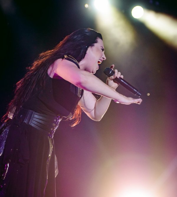 Review : Evanescence - Rock For People/République Tchèque 06/07/17  Partie I