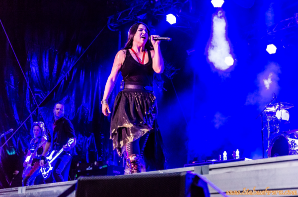 Review : Evanescence - Summer Nights Open Air/Suisse 08/07/17  Partie I