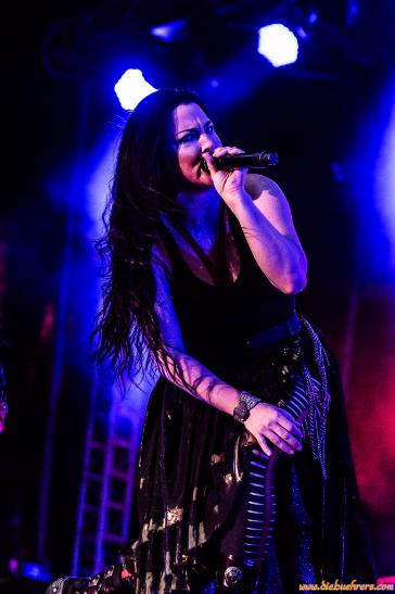 Review : Evanescence - Summer Nights Open Air/Suisse 08/07/17  Partie III