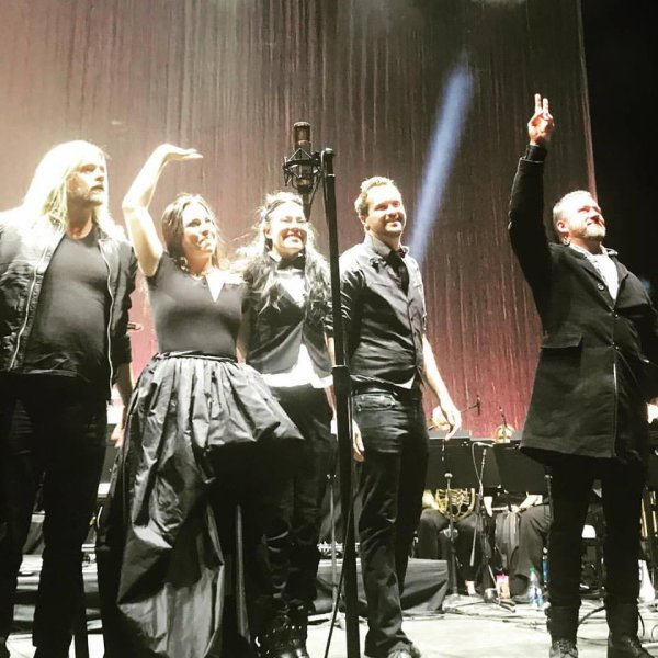 Review : Evanescence/Synthesis Live - Las Vegas 14/10/17 Partie I